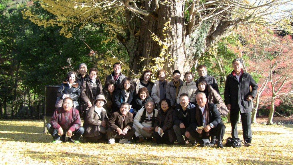 平成25年12月 亀津中 S22年生同窓会 福島旅行